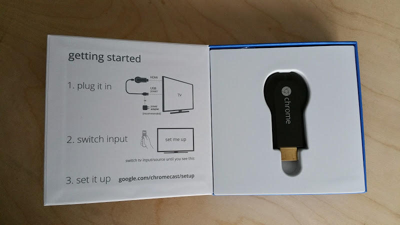 Chromecast-box-contents