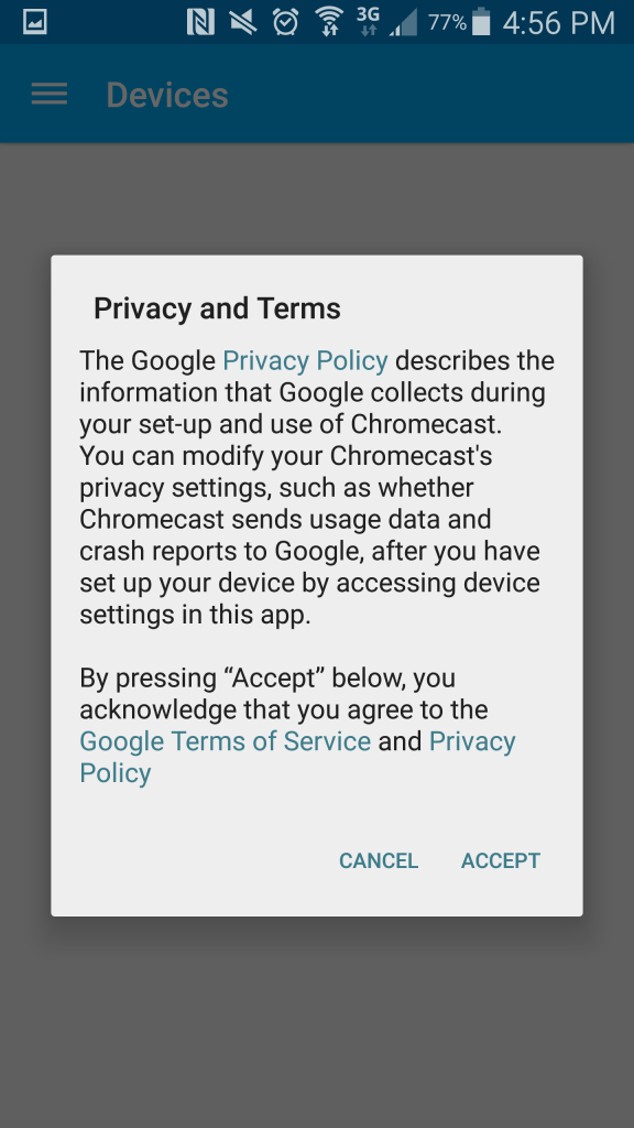 Chromecast-accept-terms