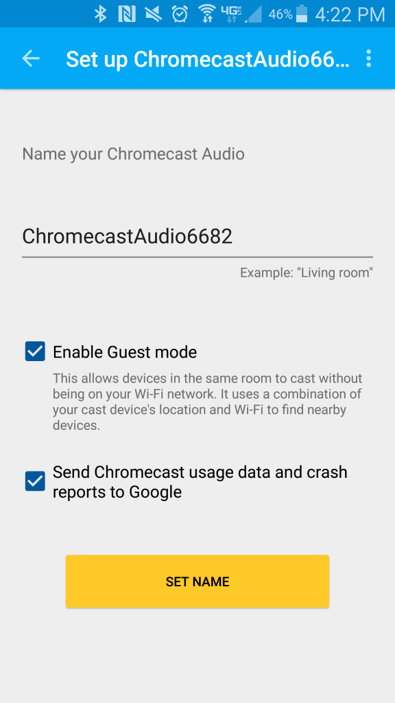 name-chromecast-audio