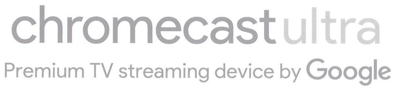 chromecast ultra logo